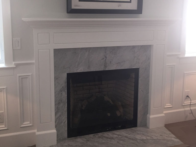 Fireplace Hearth N Surround, Marble