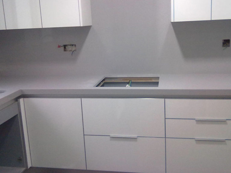 Quartz, Kitchen