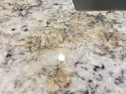 Granite Countertops Lose Their Shine